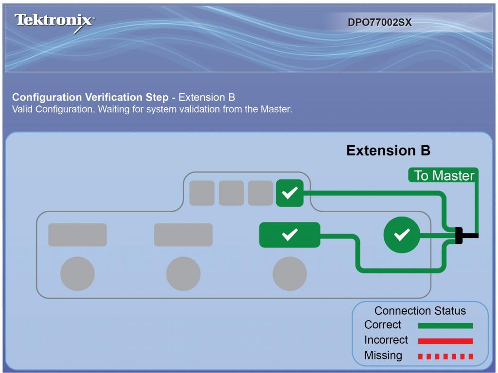 DPO77002SX-Extension example
